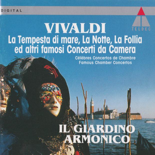 Vivaldi. Famosi Concerti da Camera