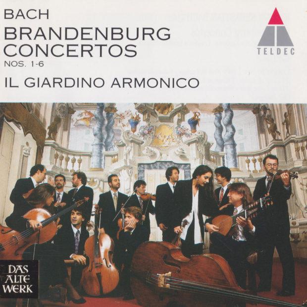 Bach. Brandeburg Concertos Nos. 1-6
