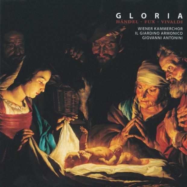 Handel - Fux - Vivaldi. Gloria