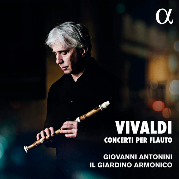 Vivaldi. Concerti per flauto