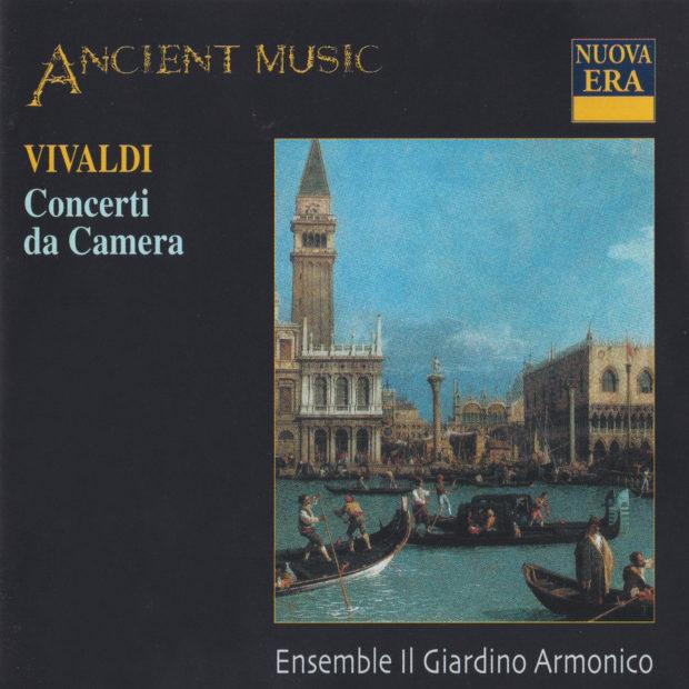 Vivaldi. Concerti da Camera