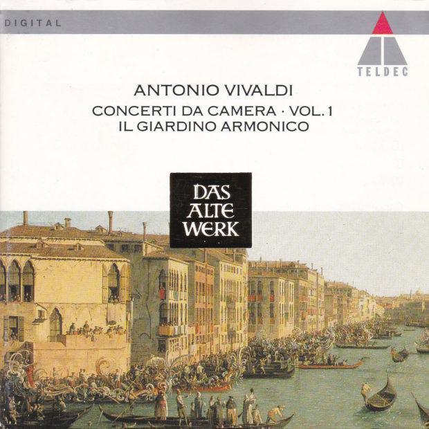 Vivaldi. Concerti da Camera Vol. I