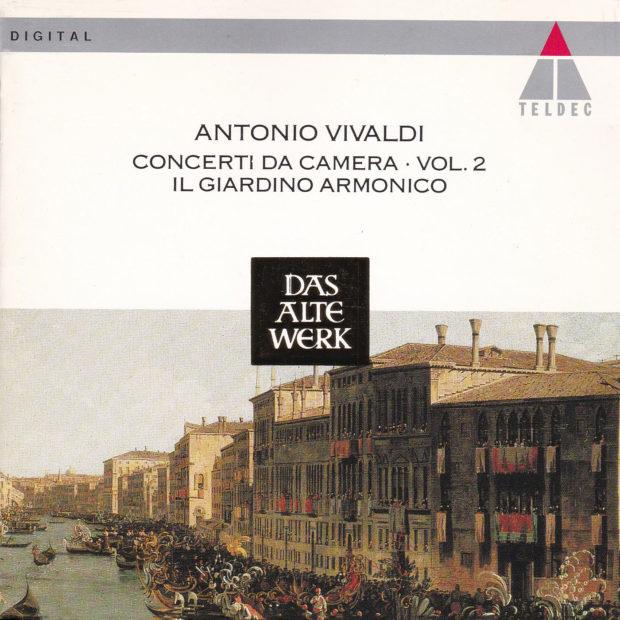 Vivaldi. Concerti da Camera Vol. II