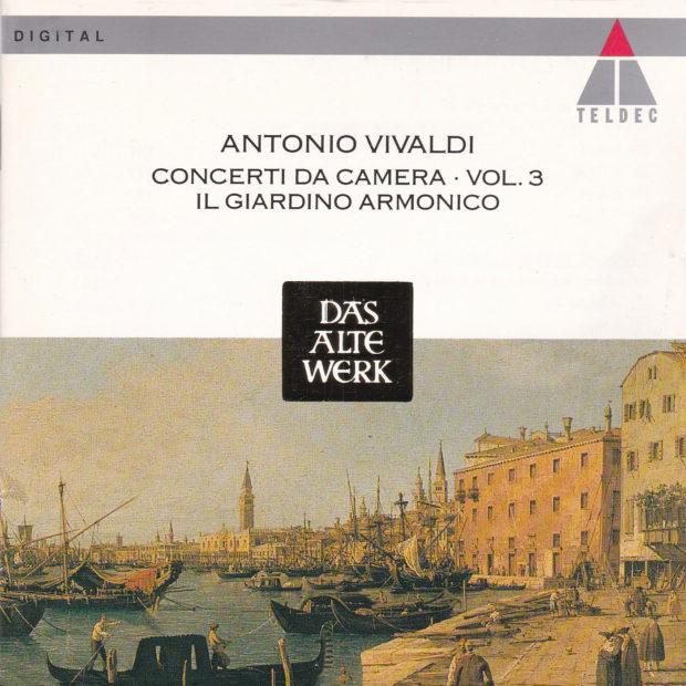 Vivaldi. Concerti da Camera Vol. III