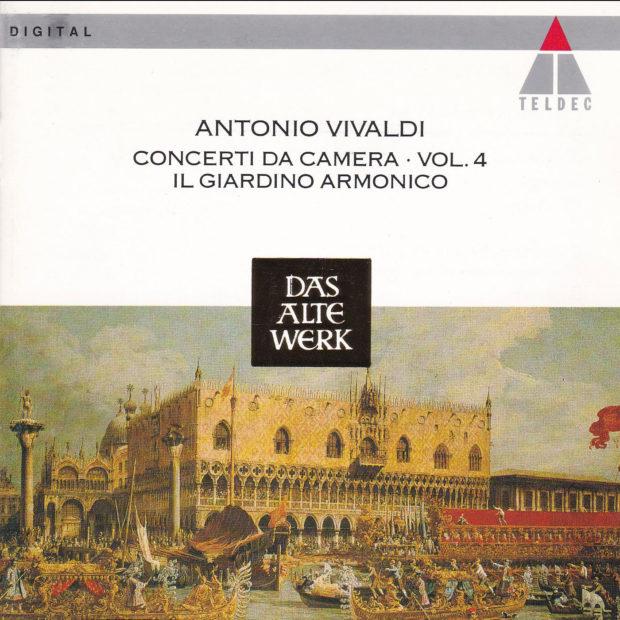 Vivaldi. Concerti da Camera Vol. IV