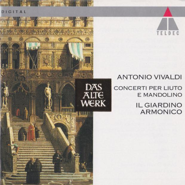 Vivaldi. Concerti per Liuto e Mandolino