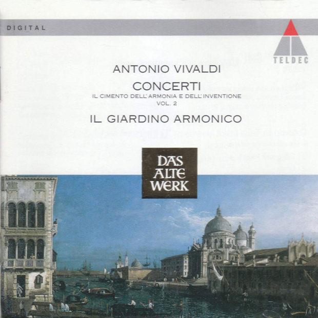 Vivaldi. Concerti Op. 8 Vol: II